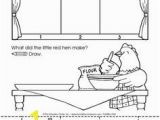 The Little Red Hen Coloring Page 22 Best the Little Red Hen Images On Pinterest