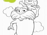 The Lorax Characters Coloring Pages Dr Seuss the Lorax Coloring Pages 7 Free Printable Coloring Pages