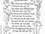 The Lord S Prayer Coloring Pages Printable the Lords Prayer Coloring Pages P23