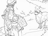 The Lost Sheep Coloring Page Lamb Coloring Pages Printable Best Free Printable Sheep Coloring