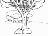 The Magic Tree House Coloring Pages Magical Tree Drawing at Getdrawings