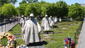 The Mural Wall Korean War Memorial S Of the Korean War Veterans Memorial