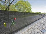 The Mural Wall Korean War Memorial Visiting the Korean War Veterans Memorial In Washington Dc