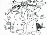 The Office Tv Show Coloring Pages Cartoon Characters to Colour In and Color Pages Unique Luigi