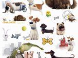 The Secret Life Of Pets Wall Murals 2604 Secret Free Clipart 18