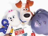 The Secret Life Of Pets Wall Murals the Secret Life Of Pets 2 Own It Digital now