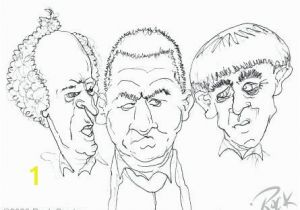 The Three Stooges Coloring Pages the Three Stooges Coloring Pages Best Pour Coloring Three