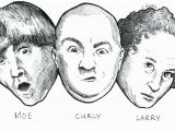 The Three Stooges Coloring Pages Three Stooges Coloring Book Plus Nursing School Scrubs Three Stooges