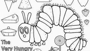 The Very Hungry Caterpillar Coloring Pages Free 20 Free Printable the Very Hungry Caterpillar Coloring