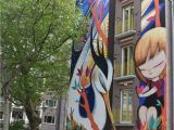 The Wall Mural From Blood In Blood Out Julieta Xlf – Amsterdam for Everybody Means Wel E