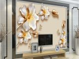 The Wallpaper Mural Company Arkadi 5d Custom Wall Mural Modern Art Painting High Quality Mural
