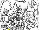 The Wonderful Wizard Of Oz Coloring Pages Wizard Of Oz Wicked Witch Coloring Page Colour
