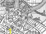 Theme Park Coloring Pages the Fair is Ing soon Celebrate Spring and Summer by Having Your