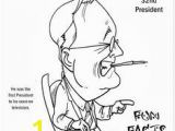 Theodore Roosevelt Coloring Page 193 Best Coloring Pages Images On Pinterest In 2018