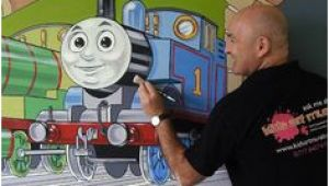 Thomas and Friends Mural 8 Best Thomas and Friends Mural Images