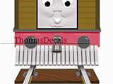 Thomas and Friends Wall Mural Amazon 6 Inch toby the Tram Engine No 7 Thomas the Tank Engine