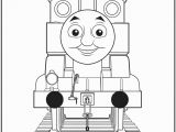 Thomas Coloring Pages Printable Thomas the Train Coloring Page