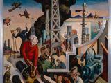 Thomas Hart Benton Murals the History Blog 2014