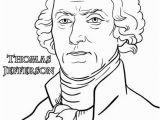 Thomas Jefferson Coloring Page Free Thomas Jefferson Coloring Pages