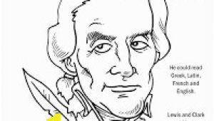 Thomas Jefferson Coloring Page Thomas Jefferson Worksheets Google Search