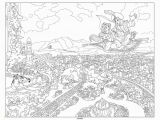 Thomas Kinkade Disney Coloring Pages 1098 Best Coloring Pages Images In 2020