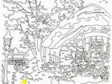 Thomas Kinkade Disney Coloring Pages 33 Best Thomas Kinkade Tribute Images