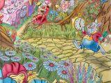 Thomas Kinkade Disney Coloring Pages Thomas Kinkade Disney Dreams Polychromos Prismacolors