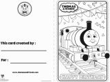 Thomas the Tank Engine Coloring Pages Birthday Thomas and Friends Birthday Card – Percy Thomasandfriends