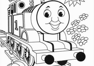 Thomas the Tank Engine Coloring Pages Thomas the Train Coloring Pages Best Train Colouring In Thomas