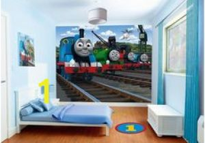 Thomas the Tank Engine Wall Mural 47 Best Kids Murals Images