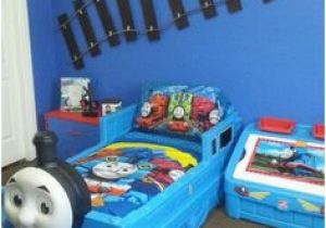 Thomas the Tank Engine Wall Murals 27 Best Train Bed Images