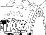 Thomas the Train Coloring Images and