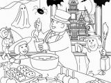 Thomas the Train Halloween Coloring Pages Free Printable Halloween Ideas Kids Activities Thomas