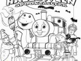 Thomas the Train Halloween Coloring Pages Halloween Thomas the Train S to Printacd7 Coloring Pages