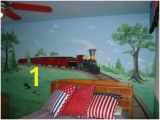 Thomas the Train Wall Mural 38 Best Carter S Room Images