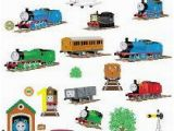 Thomas the Train Wall Mural 70 Best Thomas the Tank Engine Bedroom Images