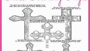 Three Crosses Coloring Page 10 Free Cross Coloring Pages Living Faith Day to Day