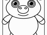 Three Little Pigs Coloring Pages Pdf Fascinating Coloring Pages Pig Printable Picolour