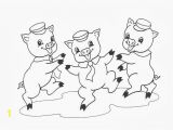 Three Little Pigs Coloring Pages Pdf Three Little Pigs Coloring Pages Printable Three Little