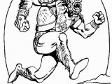 Thundercats Printable Coloring Pages Beast Man Coloring Page