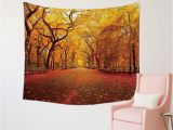 Tie Dye Wall Mural Home Decor Wall Tapestry Modern Beautiful Trees 3d Printing Art