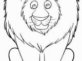 Tiger Face Coloring Pages Lion Coloring Pages Cute