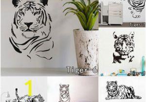Tiger Woods Wall Mural Shop Stickers Tiger Wall Murals Uk