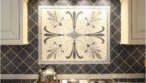 Tile Murals Behind Stove Stove Backsplash Design Remodel Decor and Ideas Page