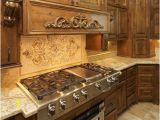 Tile Murals for Kitchen Walls Scrollwork Mosaic Mural Kitchen Backsplash Installation