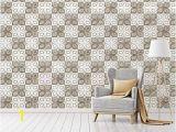 Tile Wall Art Mural Mural 3d Mural Wallpapers for Living Room Wall Papers
