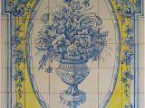 Tile Wall Art Mural Tile Murals Spanish Tile Victorian Tile Decorative Tile