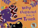 Tinga Tinga Coloring Pages why Elephant Has A Trunk by Claudia Lloyd