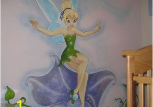 Tinkerbell Murals Tinkerbell Mural In Childs Bedroom My Eva Would Love This