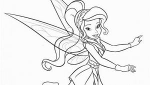 Tinkerbell Vidia Coloring Pages Friend Tinker Bell Vidia Cute Coloring Page